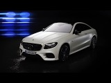 The new Mercedes-Benz E-Class Coupe