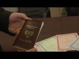 Вести.Ru На Украине возник ажиотажный спрос на донецкие паспорта