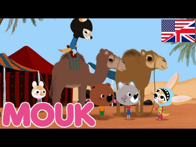 Mouk Lucky Charm S01E01 HD Cartoon for kids