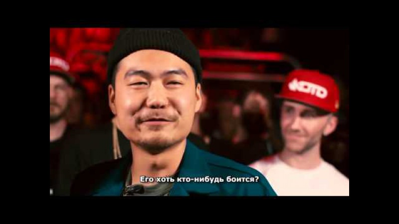 Dizaster vs Dumbfoundead (Russian subtitles)