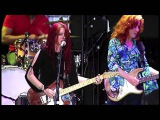 Carolyn Wonderland and Bonnie Raitt -