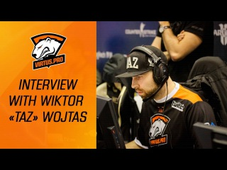 VP at ELEAGUE Major. Interview with TaZ: