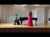 Александра Королева - М. И. Глинка. Песнь Маргариты