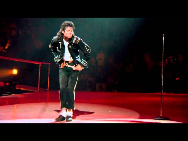 Michael Jackson - Man in The Mirror -MoonWalker Version HD