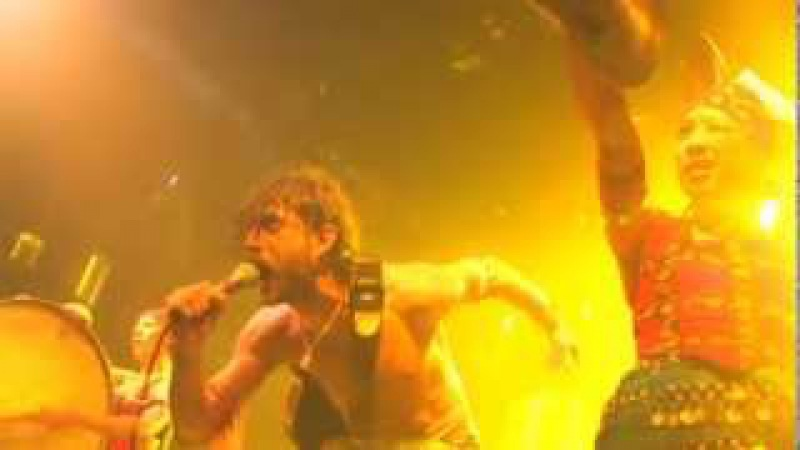 Gogol Bordello - Live From Axis Mundi - Think Locally, Fuck Globally