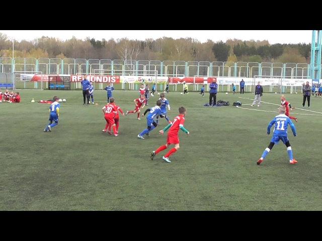 Минск-1 (Драчев-1) - Динамо-2 (1 тайм) БЕЗ ЗВУКА