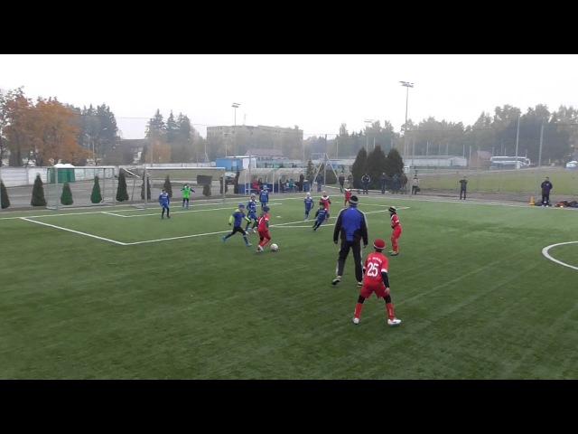 Динамо 1 - ФК Минск 1 (Драчев) (1 тайм)