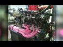 Роторный двигатель от Mazda 767b