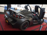 Sin Cars Sin R1 6.2 V8 (LS3) 450 Hp 300 Kmh 186 mph -  Exterior Walkaround