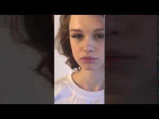 Диана Шурыгина ака На донышке теперь Модель
