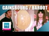 Serge Gainsbourg et Brigitte Bardot Comic Strip