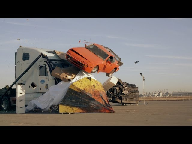 A Destructive Wedge Through Memory Lane MiniMyth | MythBusters