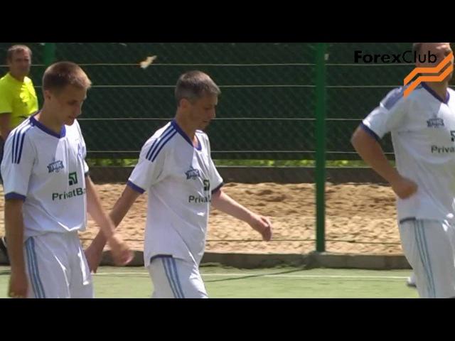 «Динамо-ГУНП» - «Воля» - 6:2 (3:1)