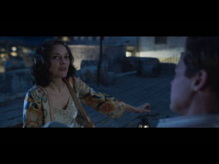 ALLIED Trailer with Brad Pitt and Marion Cotillard