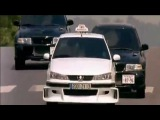 TAXI 2 Peugeot 406 VS Mitsubishi Lancer Evo VI Dans Paris