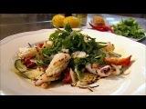 Preparing the perfect squid - Raymond Blancs Kitchen Secrets - Series 2 - BBC Food