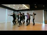 Pentagon- gorilla dance practice