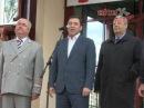 Евгений Куйвашев принял участие в открытии Детской железной дороги в Екатеринбурге