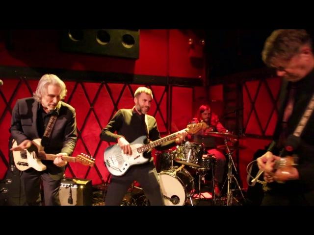Caravan - Jim Campilongo Trio w Nels Cline - Rockwood Music Hall, NYC - Dec 5 2016