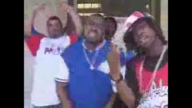 Monsta Ganja DC 2 the Bay ft Yukmouth Muic Video 50 Cent Diss