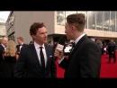 Benedict Cumberbatch Red Carpet Interview ¦ BAFTA TV Awards 2017