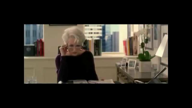 Дьявол носит «Prada» _ The Devil Wears Prada (2006) трейлер ДругойМир
