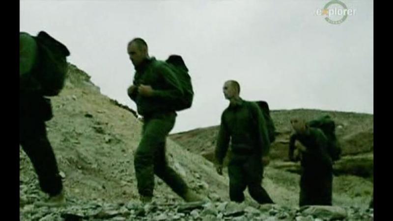 Explorer - Побег в Легион. Фильм 2