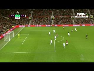 Манчестер Юнайтед 3:0 Сандерленд | Шедевральный гол Мхитаряна