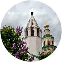 Логотип Свято-Георгиевский храм г. Владимира