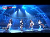 Sistar - My Sad Lullaby @ Show Champion 160629