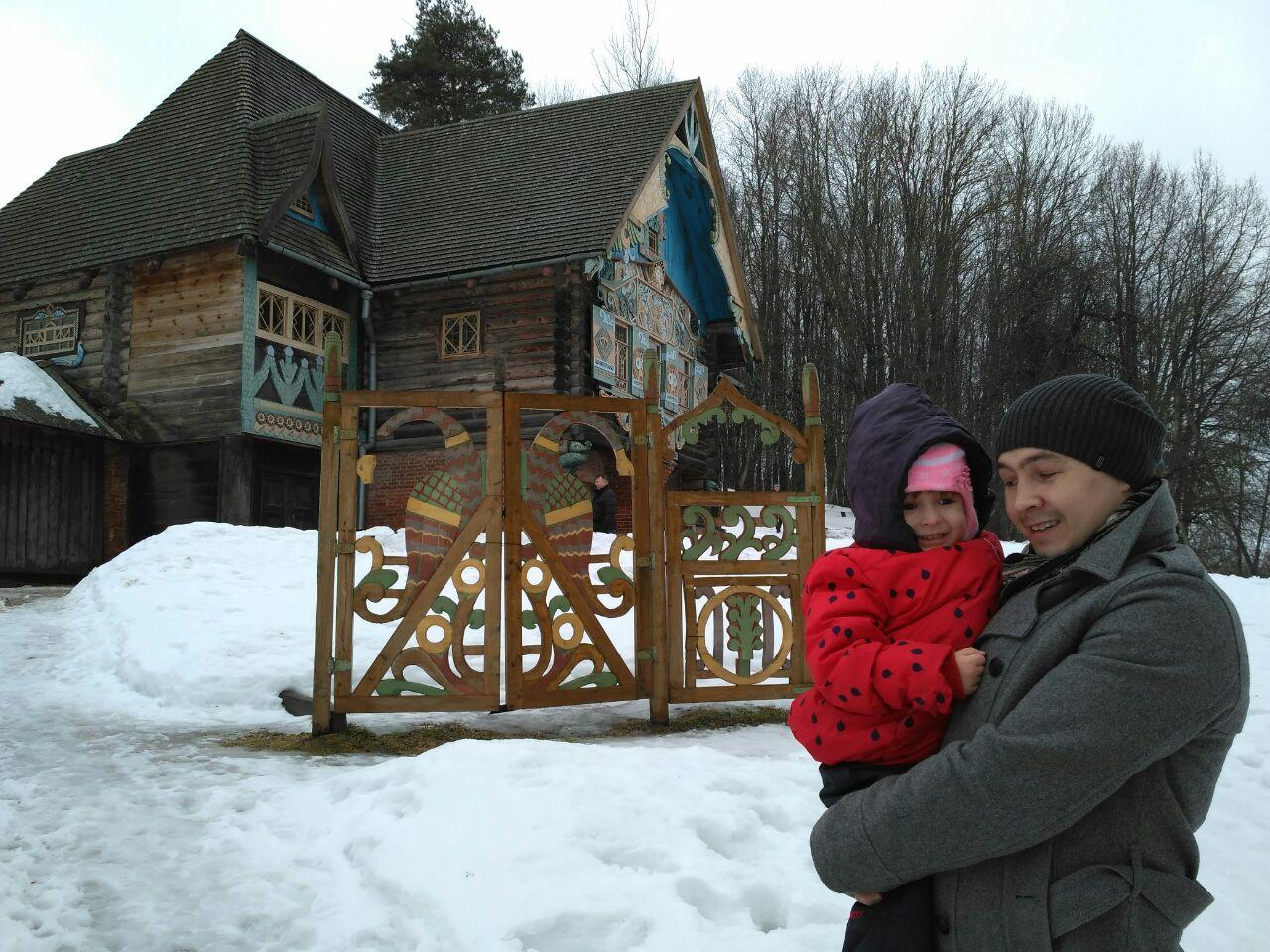 Теремок в Смоленске