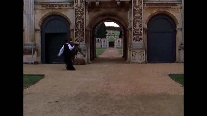 Надежды крашеная дверь - Мэнсфилд Парк