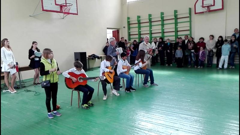 Дитячий інструментальний ансамбль