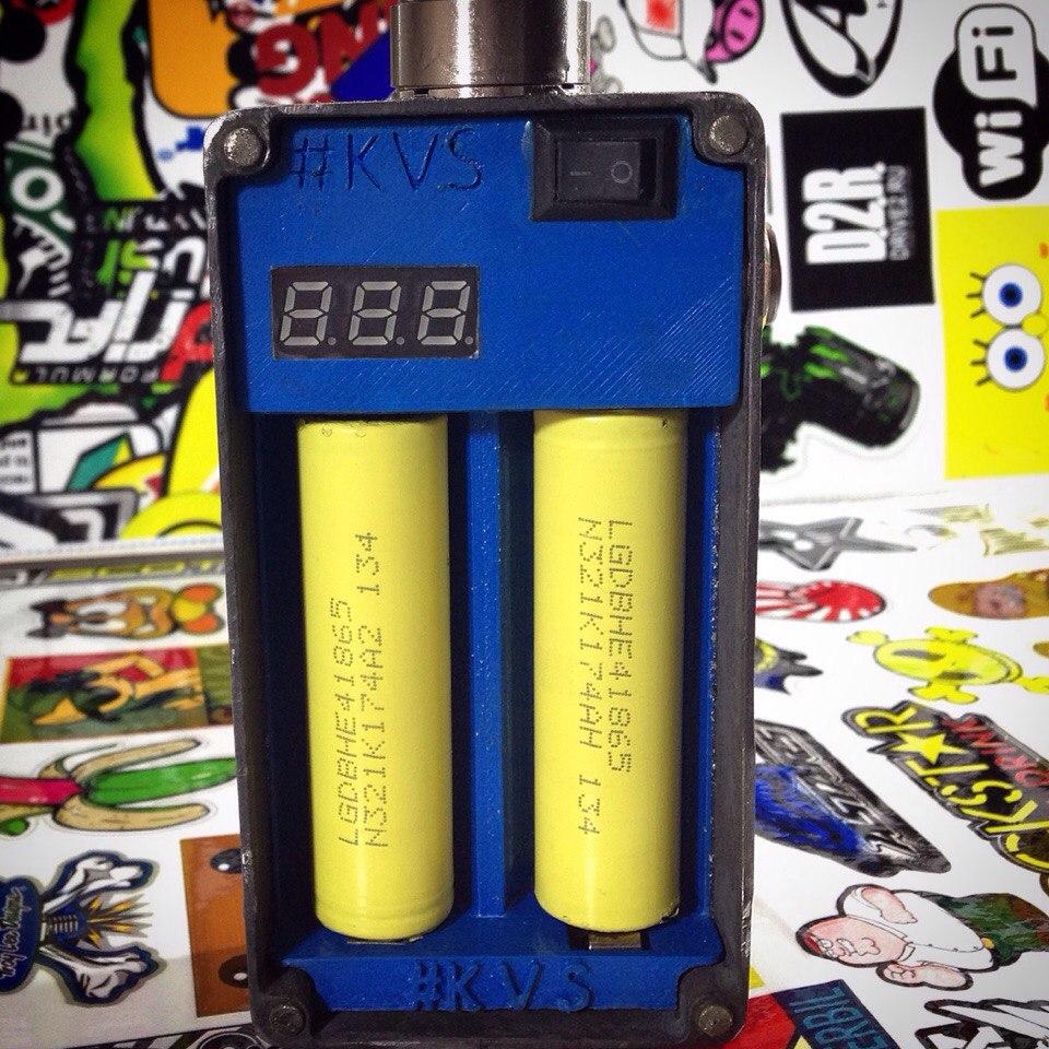 custom BoxMod #KVS 808