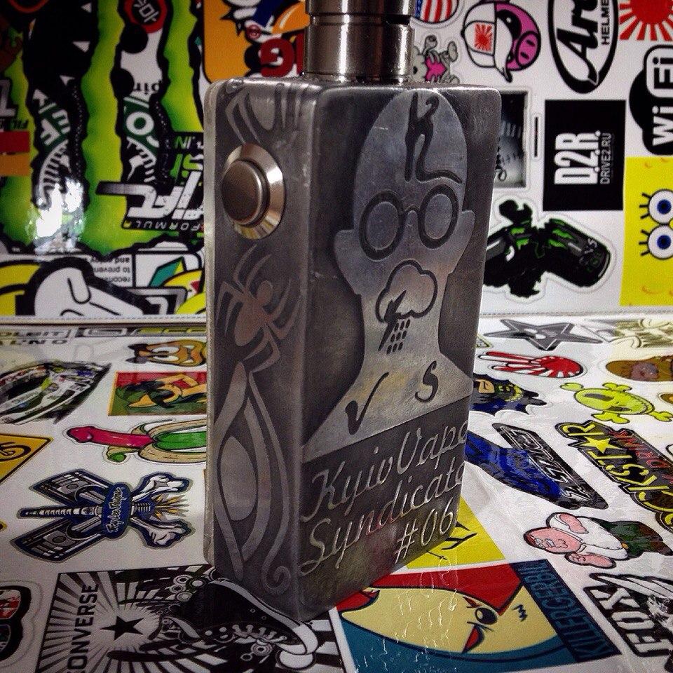 custom BoxMod #KVS 462