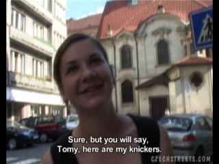 Czech streets - 139 (publicagent, casting, czechav, blowjob, cumshot, amazing, porn, hardcore, real sex, pov, чешское порно)