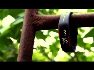 Электронные часы - браслет на руку (мужские, женские, детские)