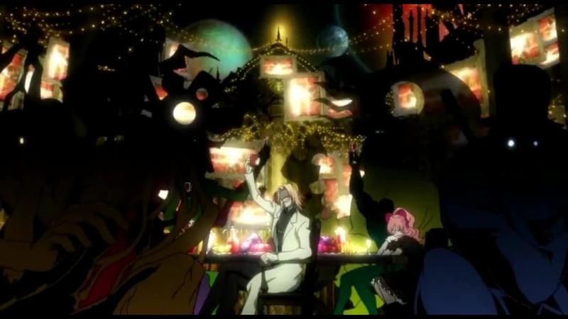 Kekkai Sensen / Фронт кровавой блокады [ Опенинг ] / Blood Blockade Battlefront [ Opening ] OP
