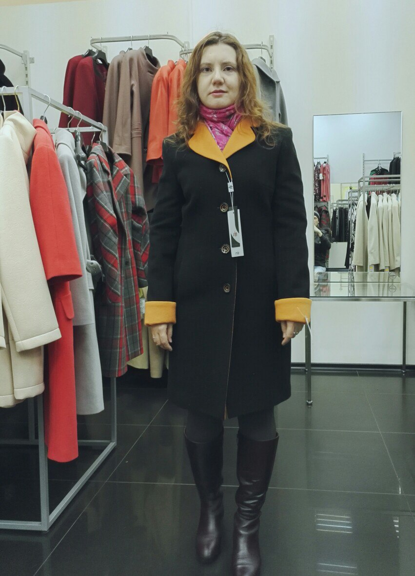 Питерская фабрика верхней одежд