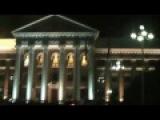 Большая прогулка по ночному Бишкеку от автовокзала Ак-жол до ж-д вокзала 2