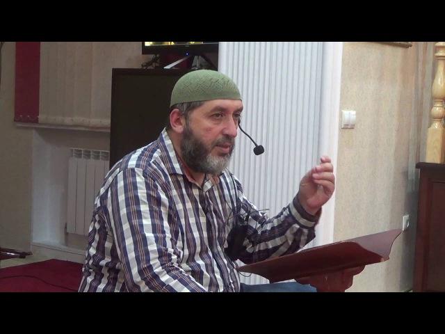 Имам Адам Горданов . 28-я ночь Священного месяца Рамадан. 02.07.2016г.
