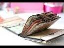 Tutorial scrapbooking Album maleta