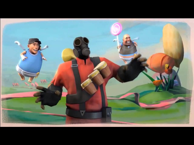 Встречайте поджигатель (Team Fortress 2)