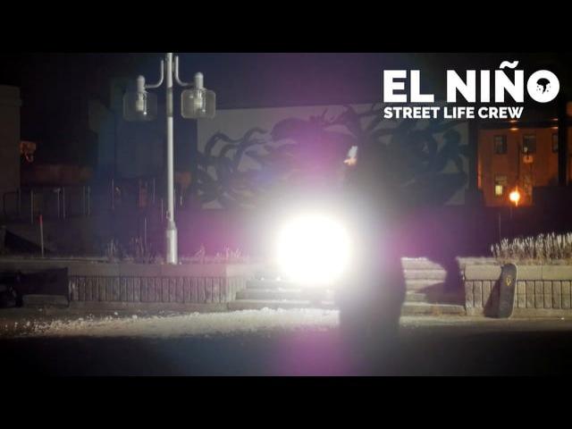 Street Life El Niño Snowskate 2016