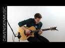 Go The Distance - Fingerstyle Acoustic Guitar Cover  (Hercules Disney Soundtrack)