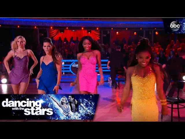 Team Girl Group - Dancing with the Stars