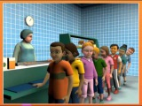 Unit 4 Lunchtime Story Super Minds 1 by Henry Sonthuy