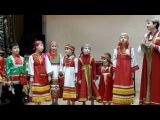 Открытое занятие - Семейный ансамбль народной музыки