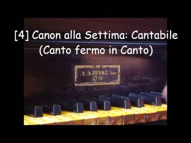 J.S. Bach: Canonic Variations BWV 769 - Pieter Dirksen (Leens)