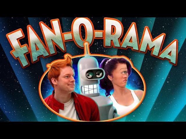 Fan O Rama A Futurama Fan Film